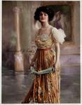 Vintage woman Miss Elsie
