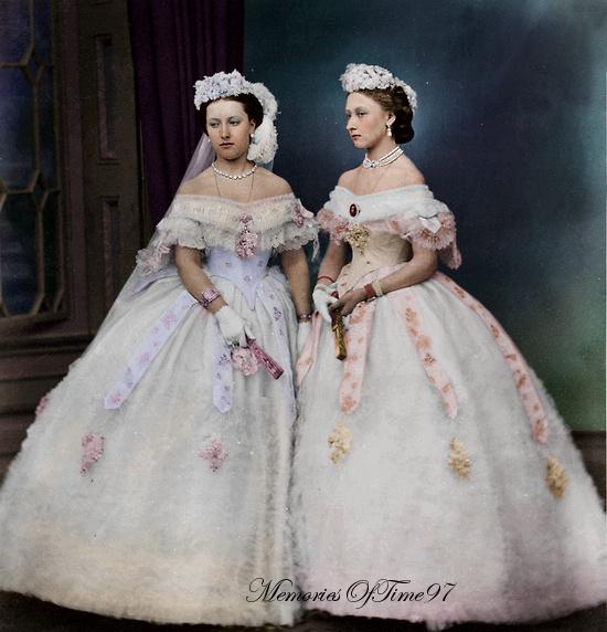 Royal Sisters by MemoriesOfTime97
