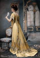 Art Nouveau by MemoriesOfTime97