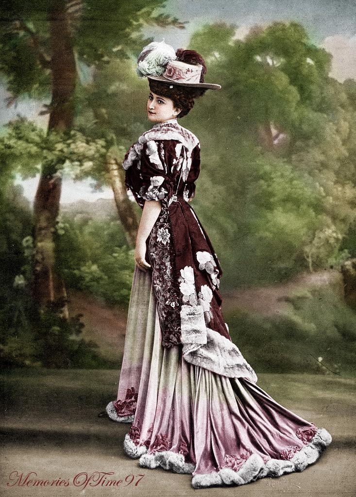 Edwardian Fashion by MemoriesOfTime97