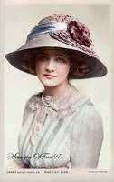 Edwardian actress by MemoriesOfTime97