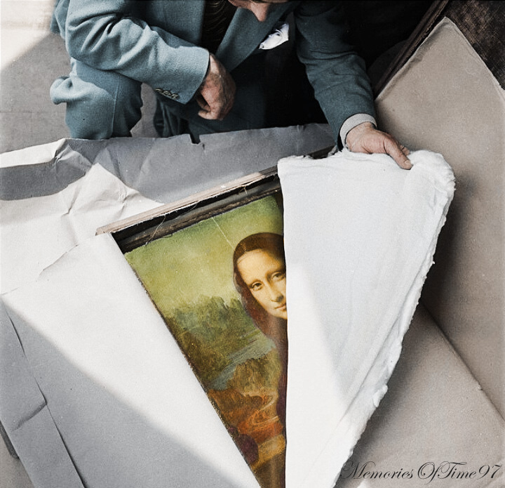 Mona Lisa by MemoriesOfTime97