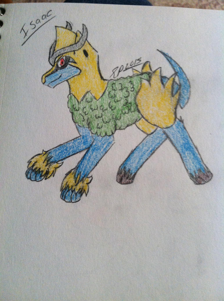 HexagonalLoftie's Character by Epic-Aurastorm