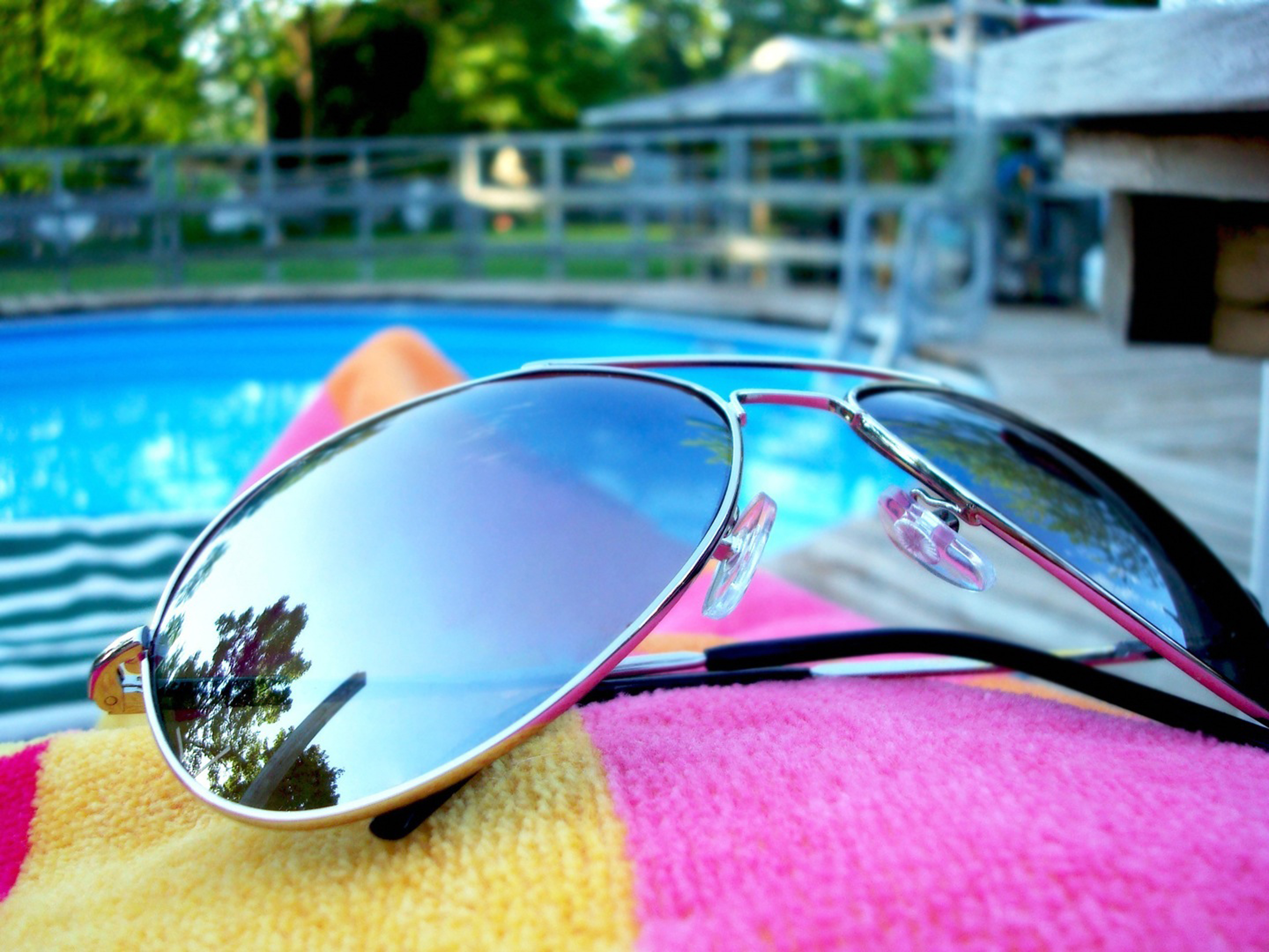 how to close a pool for the summer