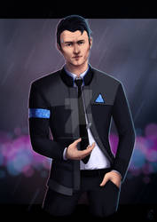 Connor 2 - Detroit: Become Human