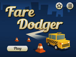 Fare Dodger - Menu UI by Phil-XG