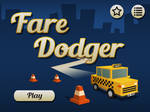 Fare Dodger - Menu UI