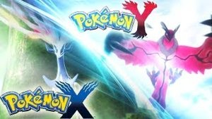 Pokemon X Y Legendere Pokemon Xerneas und Yvetal by serpifeulover