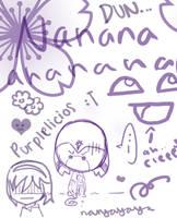 Purplelicious by aruruXchan