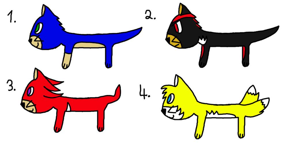 sonic cat Gallery