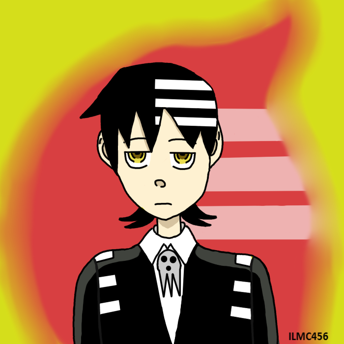 Death The Kid by ILoveMyCat456