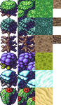 tileset preview by SolusNox