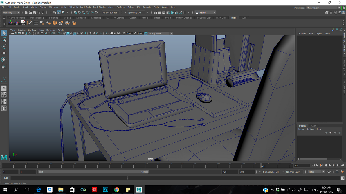 Random 3D work part 1 by LilyFate