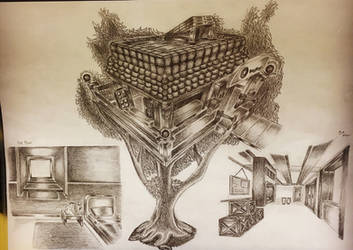 The Tree House of Goods by LilyFate