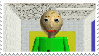 {F2U Stamp} Baldi by funtom-cafe