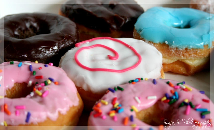Donuts by SonjaS