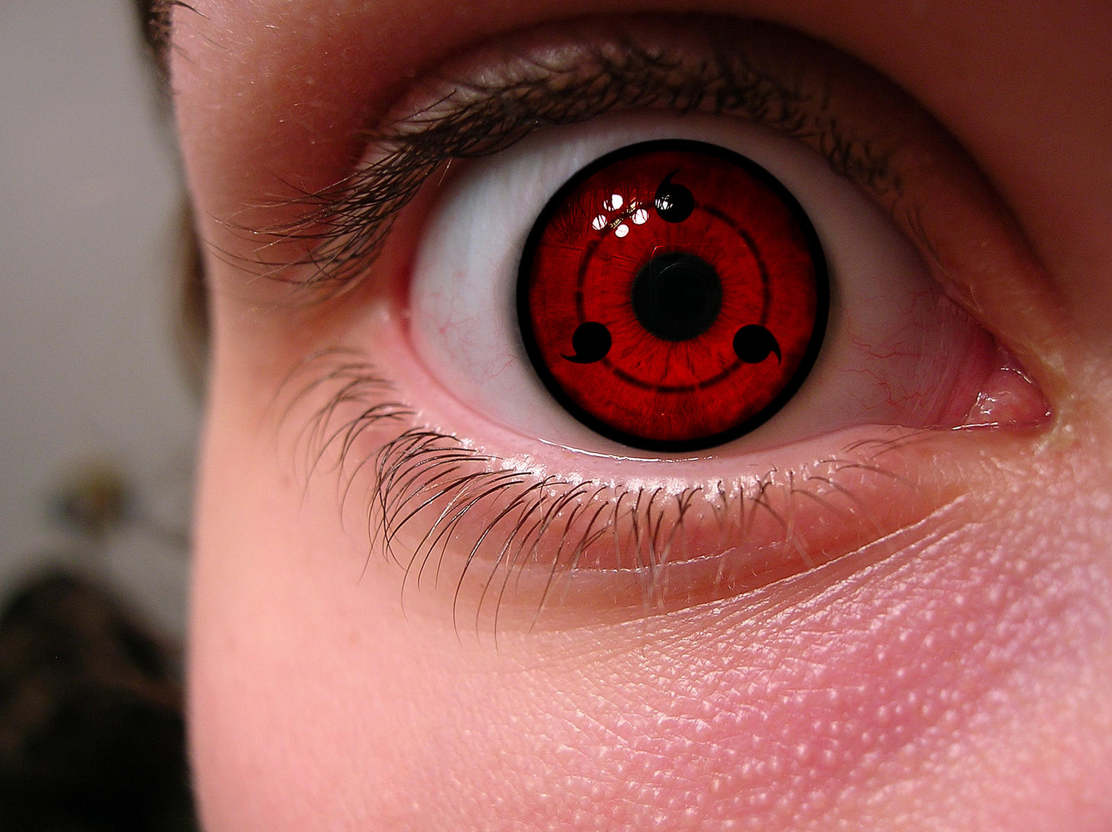 Naruto Sharingan Eyes Sharingan Eye by