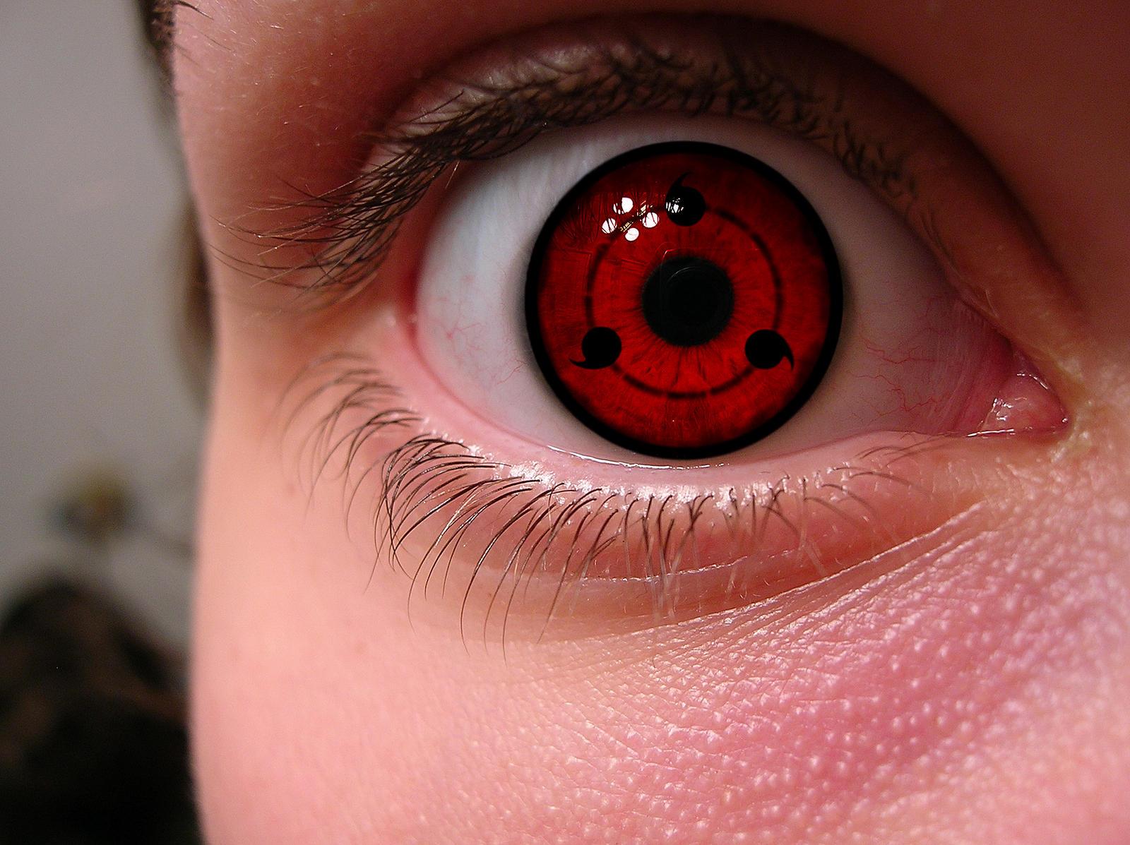 Sharingan Eye by TH3D4RKFL4M3 on DeviantArt