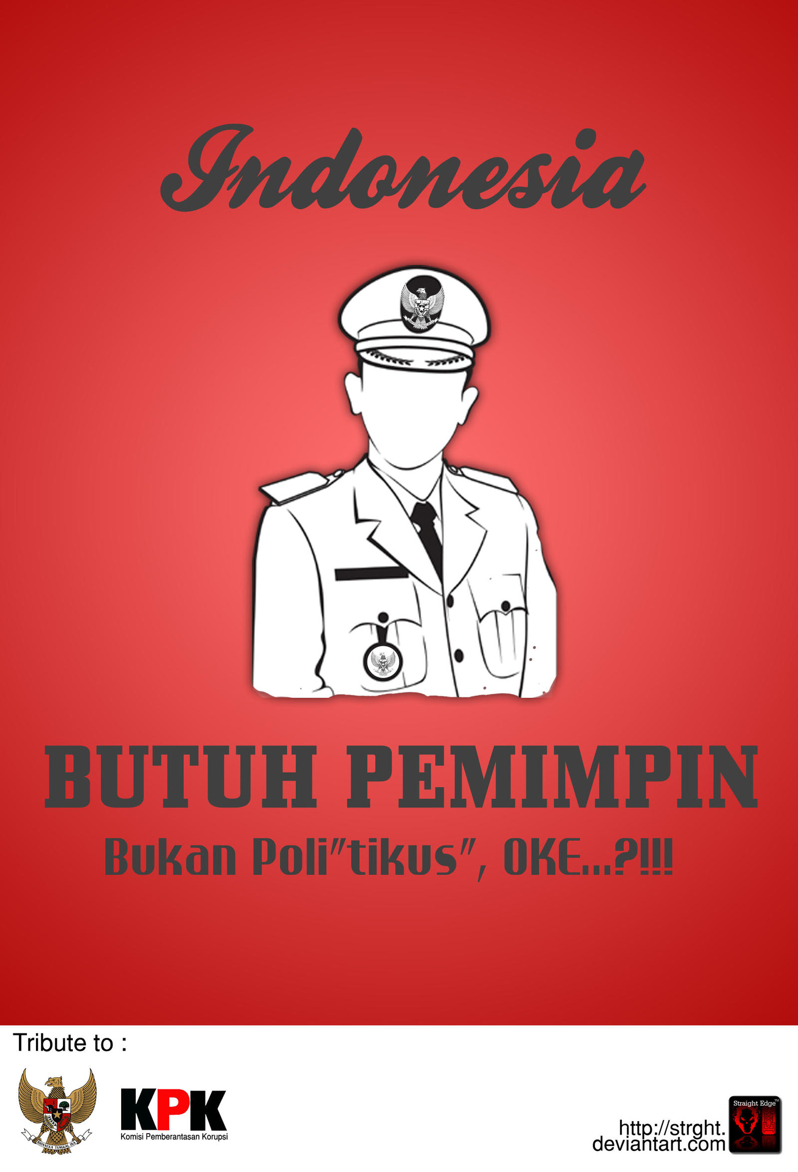Tribute to Indonesia by strght