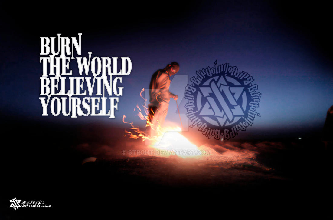 Burn The World by strght