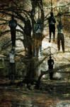 Dead men...Dead men... by Ozas