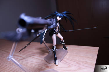 Black Rock Shooter 2035 ver._01 by MythicStarwind1