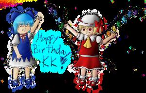Happy Birthday KK