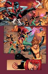 X-men gold#15 page 08 GUILHERME L MENDES