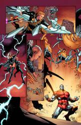 X-men gold#15 page 09 GUILHERME L MENDES