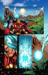 Genesis - Page 1 Final Colors