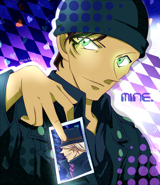 Mine. by toastmesilly