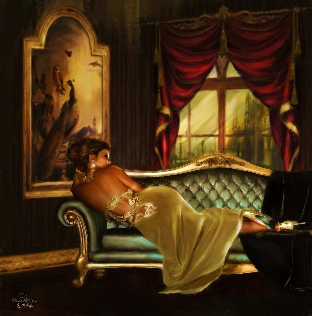 Enchanted Elegance by corpor8chic
