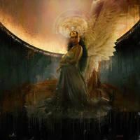 Empress Araquiel by corpor8chic