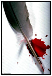 Written in Blood ... by babak