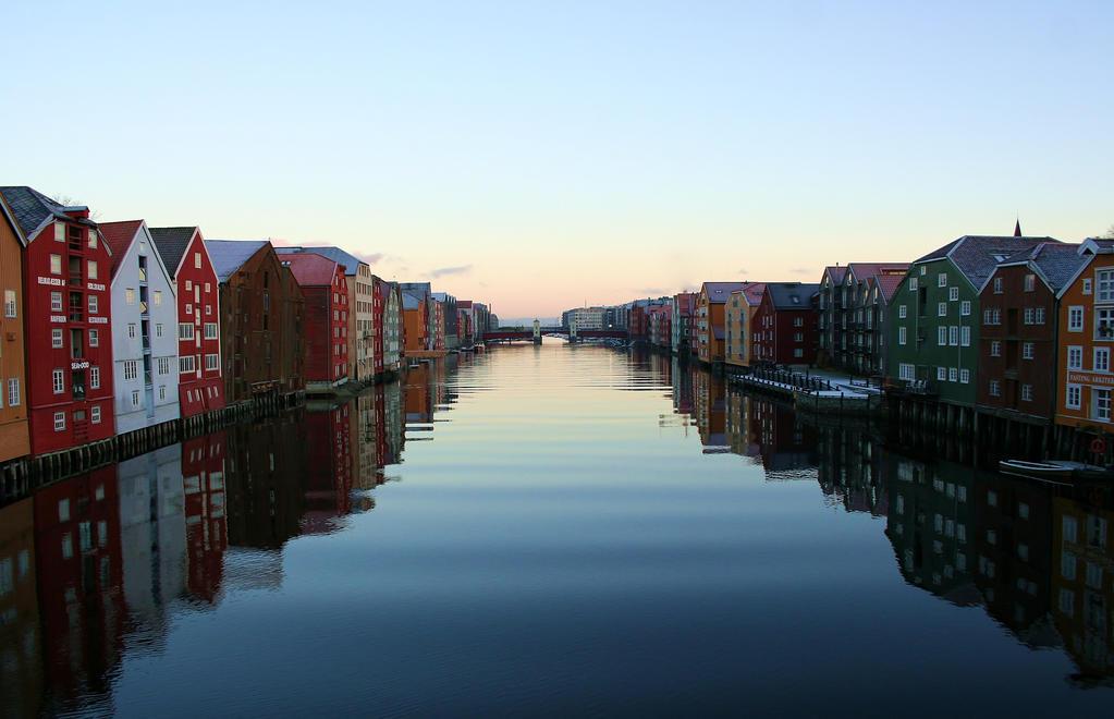 Trondheim by Bellatrix007