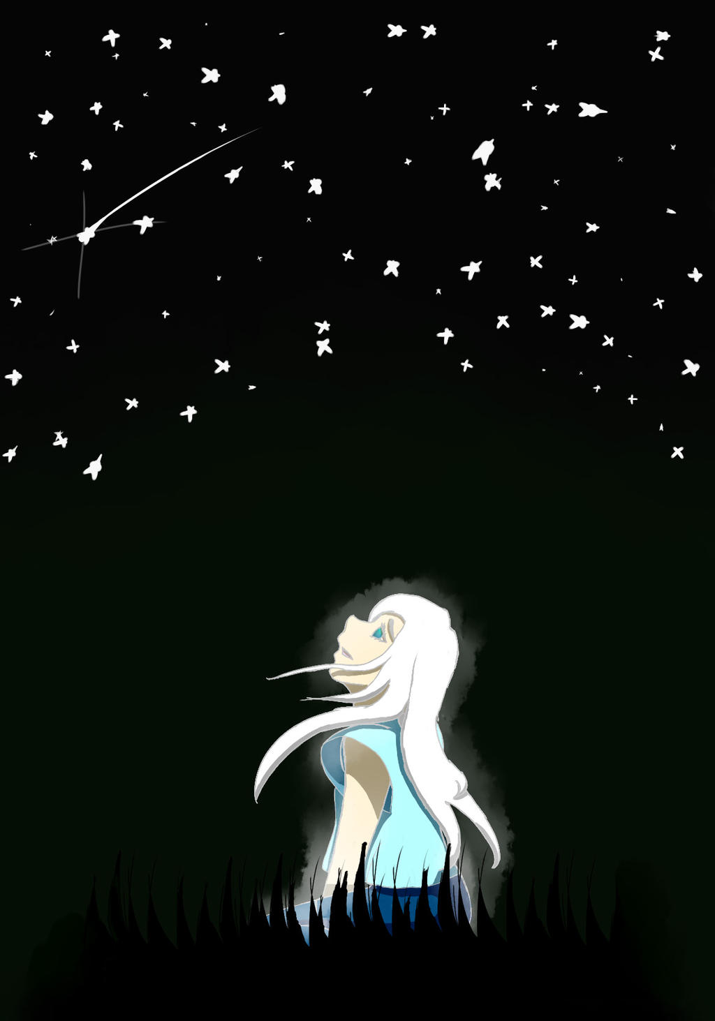 Starchild and the wishing star