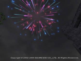 Summer Fest Fireworks 3 by Natsuchi