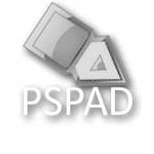 PSpad lucid white icon by Yangaroo