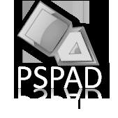 PSpad lucid white icon by Yangaroo