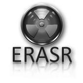 Eraser black by Yangaroo