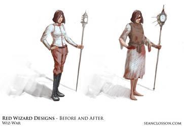 Red Wizard Deisgns by SeanClosson