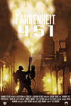 Fahrenheit 451 Movie Poster