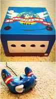 Sonic the Hedgehog - GameCube Paint Job
