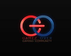 GamezOver Logo V2