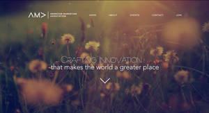 VT AMA (American Marketing Association) Website