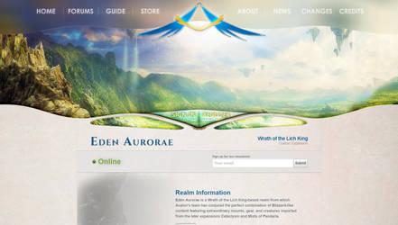 Avalon Entertainment - Web Design