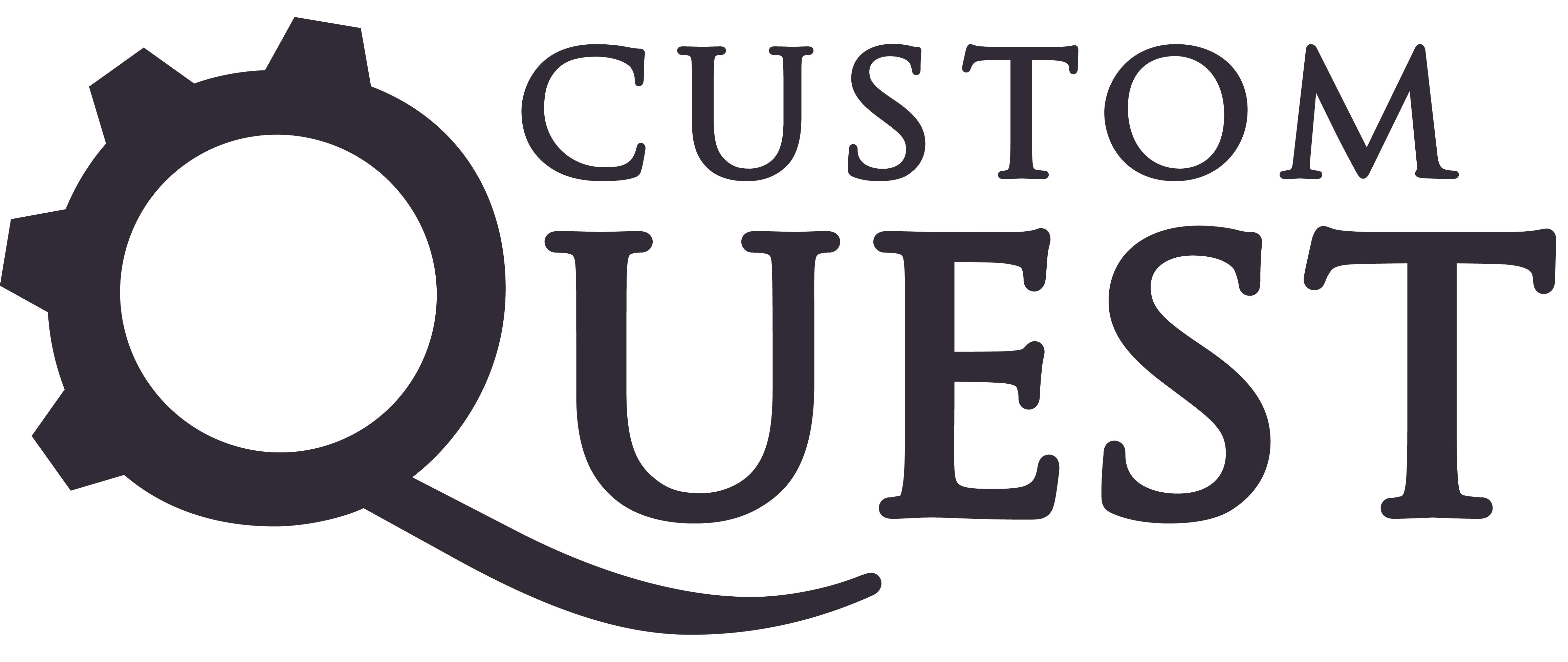 CustomQuest Logo