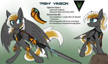 Ponification: Ash Vinson