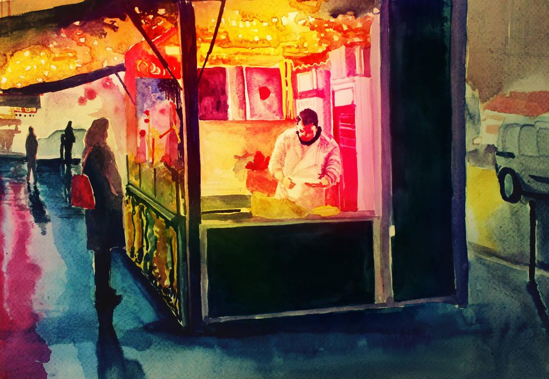 street food by 0618623