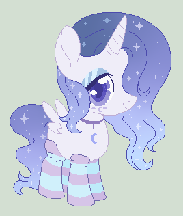 Soft Twinkle by Steampunkadopts